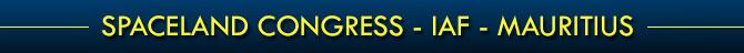 SpaceLand Congress - IAF - Mauritius